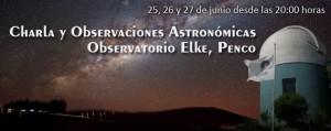 Charla Observatorio Elke